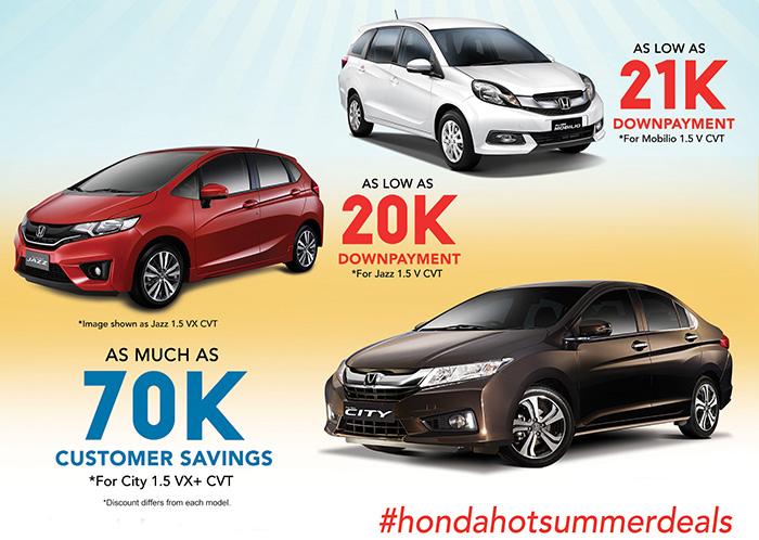 honda cars manilas official website