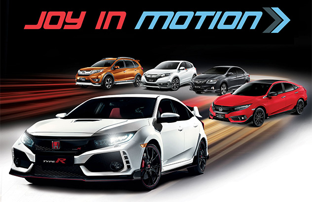 Honda Cars Philippines Inc HCPI S Automobile Business Unit Exhibits The Civic Type R At 2017 Manila International Auto Show MIAS
