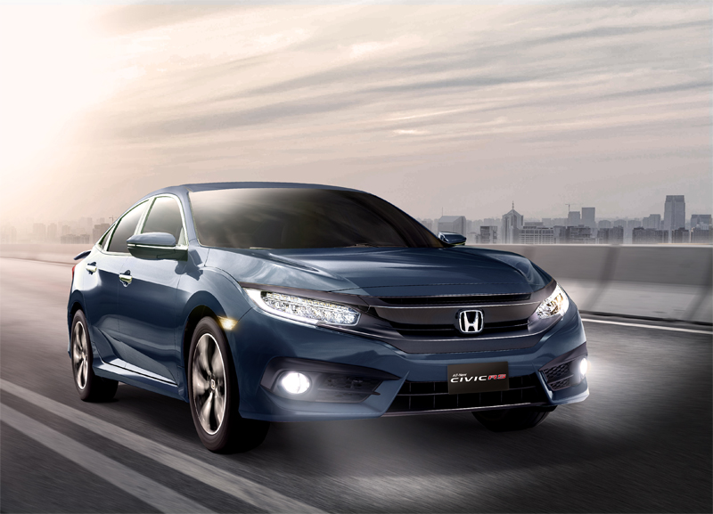 April 26 2016 Honda Cars Philippines Inc HCPI Hondas Automobile Business Unit In The Unveils Much Anticipated Iconic All New Civic